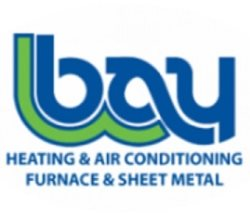 Bay Furnace & Sheet Metal Co Logo