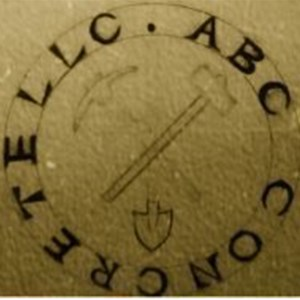 Abc Elite Concrete Llc. Logo