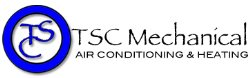 Tsc Mechanical Air Conditioning & Heating Logo