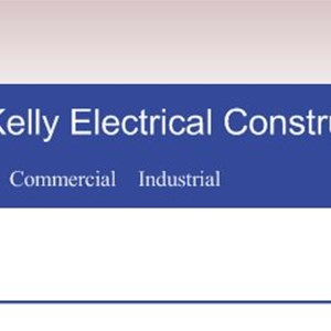 Kelly Electrical Construction Logo
