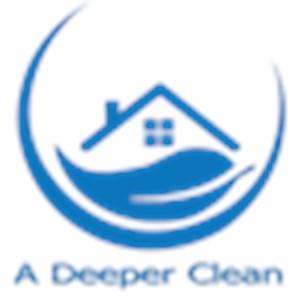 A Deeper Clean Logo