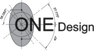 One Design Logo