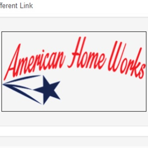 American Home Works Cover Photo