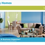 Organizing Homes Logo