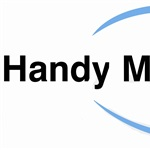 The Handy man Contractors Logo