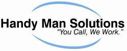 Handy Man Solutions Logo