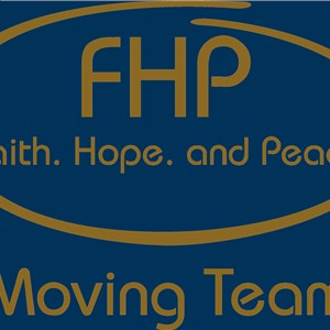 Fhp Moving Team Logo