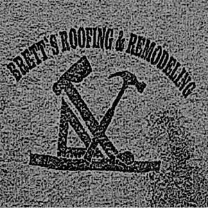 Bretts Roofing & Remodeling LLC Logo