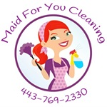 Maid For You Cleaning Services, Inc. Logo
