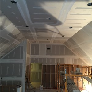 J&W Quality of Drywall LLC Logo