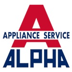 Alpha Appliance Service Logo