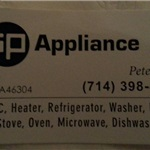 S P Appliance Cover Photo