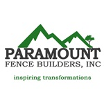 Paramount Fence Builders Logo