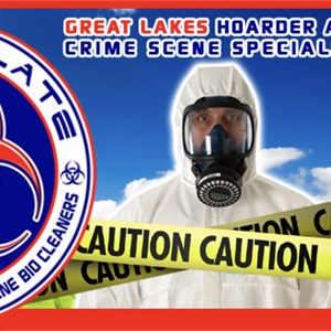 GreatLakes CleanSlate Hoarding &a Bio Hazard services Logo