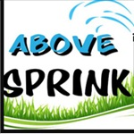 Above All Sprinklers Logo