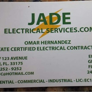 Jade Electrical Services Logo