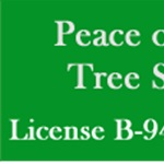 Peace of Mind Tree Service Logo