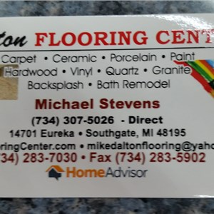 Dalton Flooring Center Logo