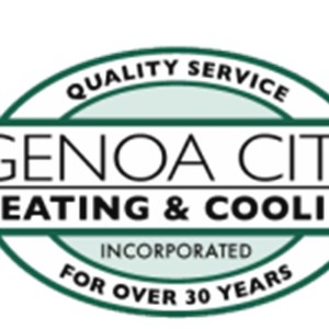 Genoa City Heating & Cooling, Inc. Logo