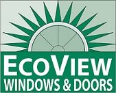 Ecoview Windows and Doors of NW FL Logo