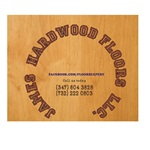 James Hardwood Floors Logo