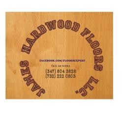 James Hardwood Floors Logo
