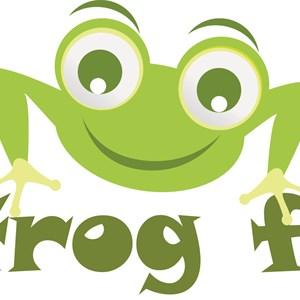Bullfrog Exteriors Logo