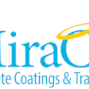 Miracrete Concrete Coatings & Transformations Logo