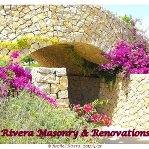 Rivera Masonry & Renovations Logo