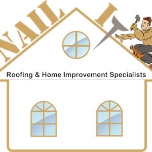 Nail It Home Improvement Logo