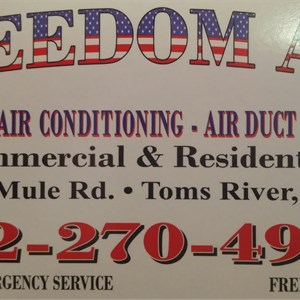 Freedom Air Heating & Cooling LLC Cover Photo