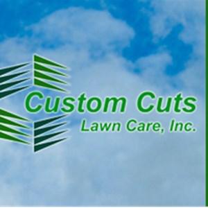 Custom Cuts Lawn Care Inc Logo