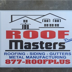 Roof Master Plus  LLC Logo
