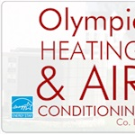 Olympic Heating & Air Conditioning Co. Inc. Logo