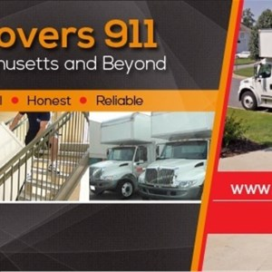 Rescue Movers 911 Cover Photo