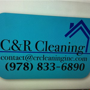 C & R Cleaning Logo
