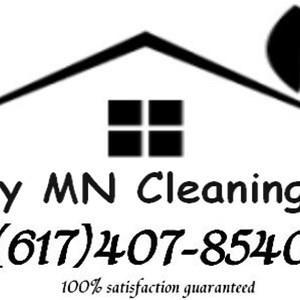 Simony MN Cleaning INC Logo