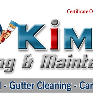 Kims Painting & Maintenance Inc. Logo