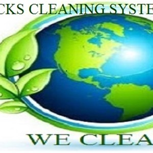 Patricks Cleaning Logo
