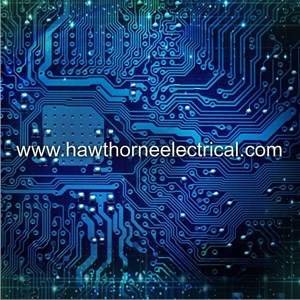 Hawthorne Electric Logo