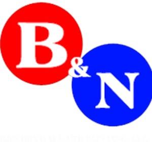 B & N Drywall and Painting Logo