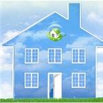 Inertia Home Service Logo
