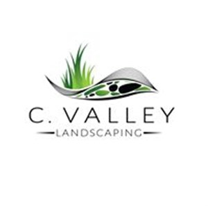 C Valley Landscaping Logo