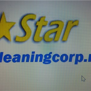 Star Cleaning Corp Logo