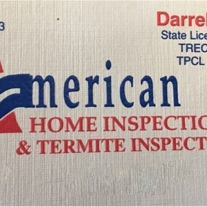 American Home Inspections Logo