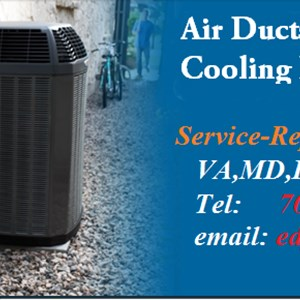 Air Ducts Heat and cooling LLC Logo