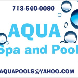 AQUA Spa & Pools Logo