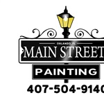 Main Street Painting Cover Photo