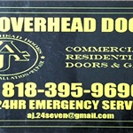 AJ Overhead Doors Cover Photo