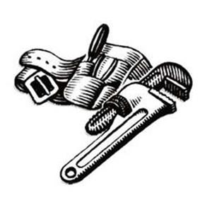 Chris Pike Handyman Logo